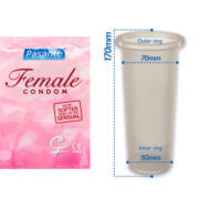 pasante γυναικεία προφυλακτικά 3τμχ