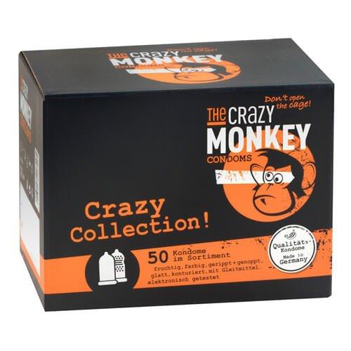 the crazy monkey 50τμχ