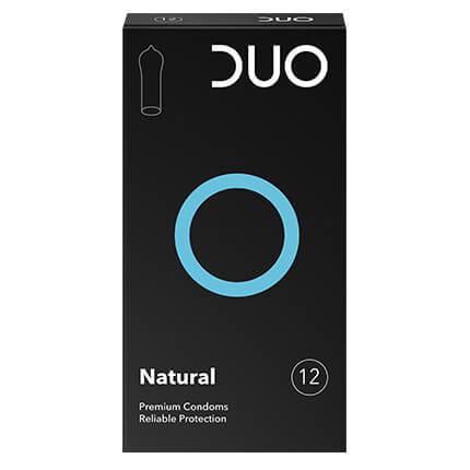 DUO Natural 12τμχ