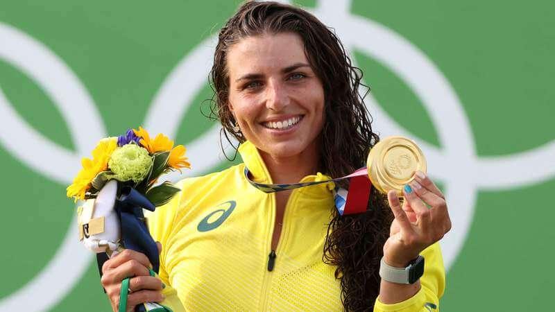 Ολυμπιονίκης Τζέσικα Φοξ